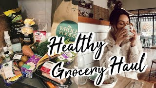 What I Bought At Whole Foods | Healthy Grocery Haul