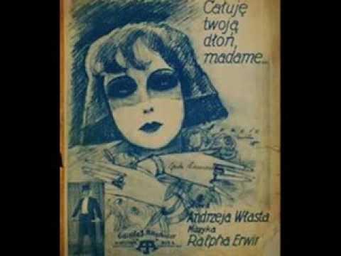 Polish tango: Tadeusz Faliszewski - Całuję twoją dłoń, Madame, 1929