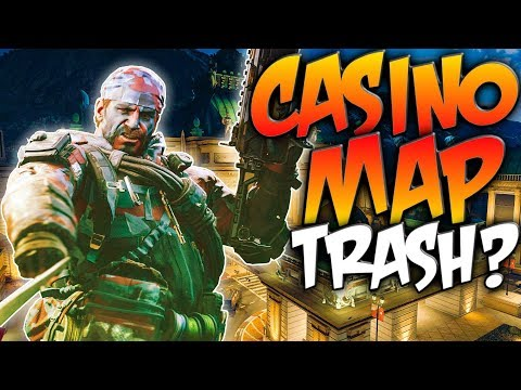 Black Ops 4 Casino Map Gameplay (Black Ops Pass Free)