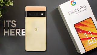 Google Pixel 6 - WHAT JUST HAPPENED?