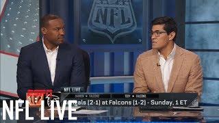 NFL Live predicts every 2018 NFL Week 4 game | ESPN