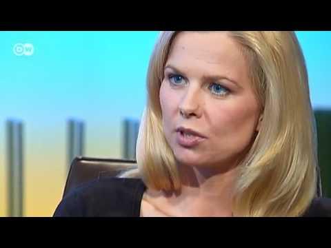 Talk with World Class Swimmer Britta Steffen | Talking Germany