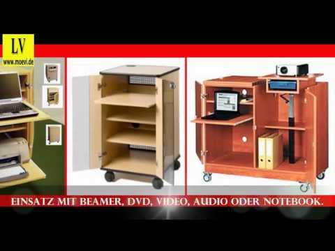Videos Schulmöbel,Multimediawagen kaufen