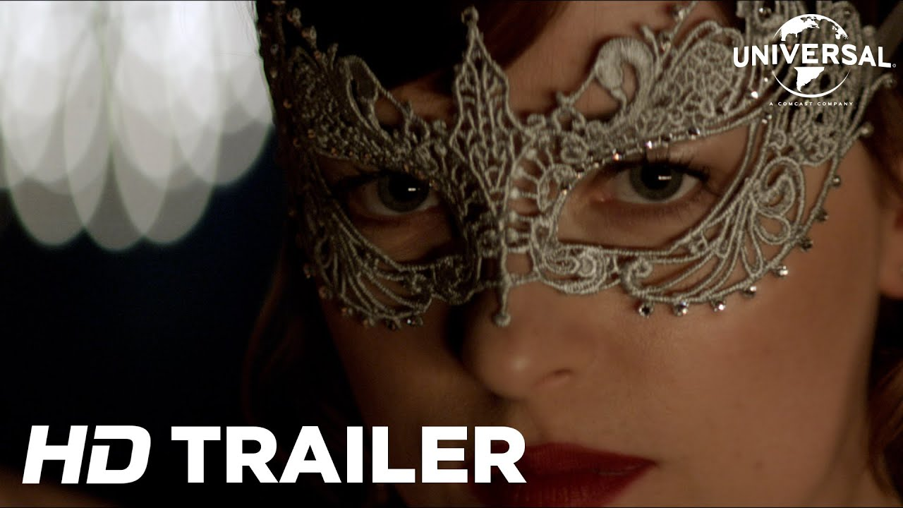 Fifty Shades of Grey 2 – IT IS HERE