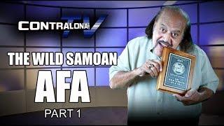 ContralonaTV: Programa #84 - Afa Anoa'i (Parte 1)