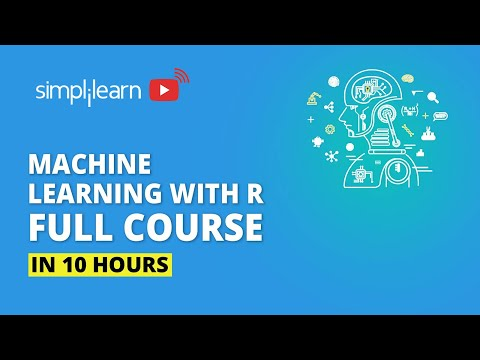 Machine Learning With R Full Course | Machine Learning Course ...