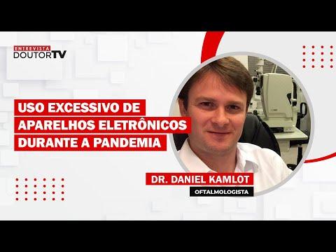 Uso excessivo de aparelhos eletrônicos durante a pandemia