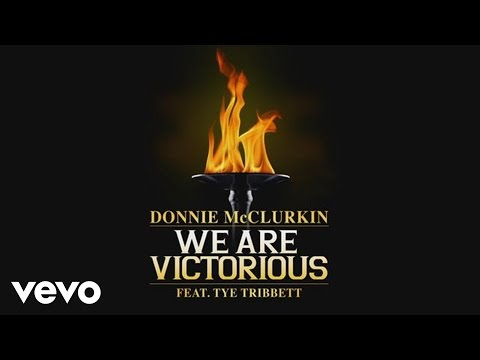 Donnie McClurkin – We Are Victorious ft. Tye Tribbett