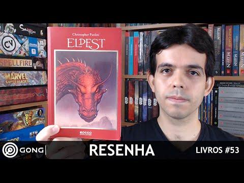LIVROS #53 - ELDEST - CICLO DA HERANÇA LIVRO 2