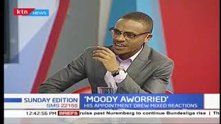 Moody Aworried :Kenyans have mixed reactions on Uhuru's decision