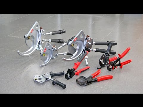 KBT ratchet cable cutter НС (KBT)