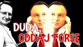 SDZ68/2 Cejrowski do Dudy: ODDAJ FORSĘ 2020/7/20 Radio WNET