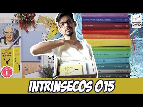 UNBOXING INTRÍNSECOS 015 | CLUBE INTRÍNSECOS