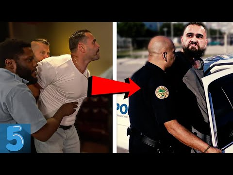 5 Most Recent ARRESTS Of WWE Superstars