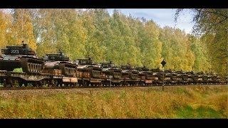 Российские танки Т-72 / Russian Soviet tanks type T-72