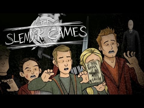 """Slender Games"" Is Like The Hunger Games On Faceless Evil Crack"