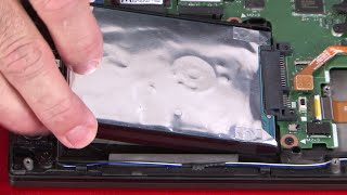 ThinkPad T440, T440s, T450, T450s - Hard Disk Drive and Solid State Drive Replacement