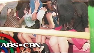 50 rescued from high-end Malate bar