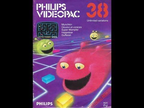 Nr. 38 Supermampfer   Philips Spielekonsolen   G7000 / G7400 / Videopac / Videopac+