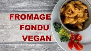 Le fromage fondu vegan