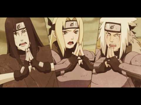 Tik Tok by Kesha- Naruto AMV