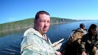 Рыбалка на ангаре в красноярском краеве