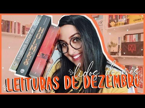 AS 7 LEITURAS DE DEZEMBRO (2020) | por Carol Sant