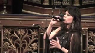 Isaac Levy & Yasmin Levy - Una pastora - Live in Stockholm (6/10)