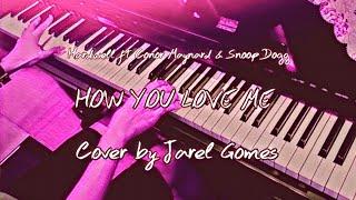 Hardwell ft Conor Maynard & Snoop Dogg - How You Love Me (Jarel Gomes Piano)