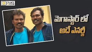 Ram Lakshman Exclusive Interview About Chiranjeevi Fights In 150th Movie  Khaidi No 150 Movie