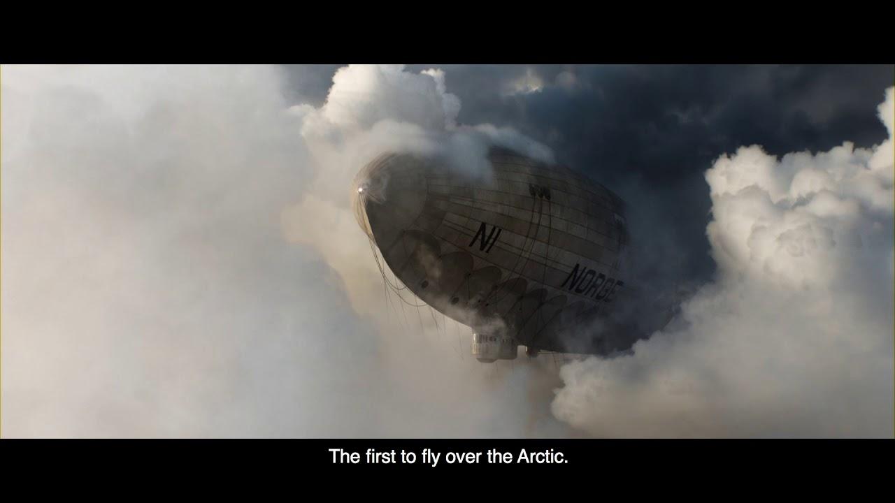 Trailer för Amundsen