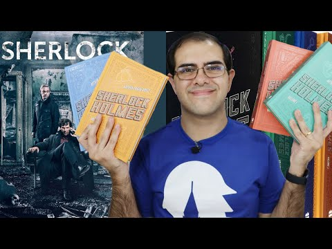 [PARTE 2] Contos essenciais de Sherlock Holmes - Lista | Ronaldo Junior
