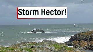 Storm Hector   The Skerries, Episode 8