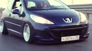 Elvis Garage: Peugeot 207 & VW Golf MK6