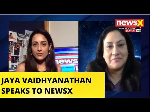 Take on financial stability post COVID with Jaya Vaidyanathan | NewsX