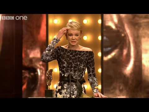 Carey Mulligan wins Best Actress BAFTA - The British Academy Film Awards 2010 - BBC One