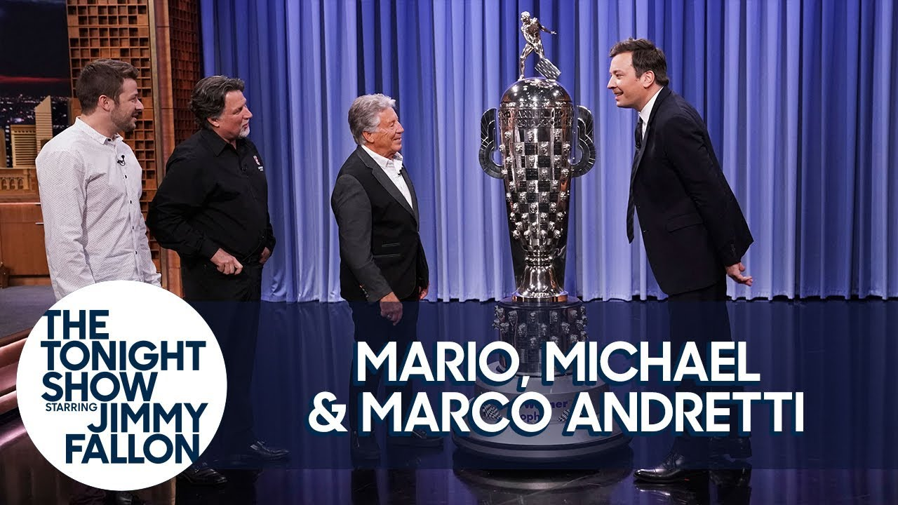 Mario, Michael and Marco Andretti on Their INDYCAR Racing Family Dynasty thumbnail