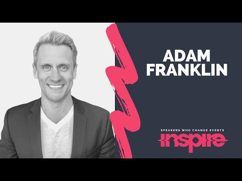 Adam Franklin - Speaking Highlights Reel