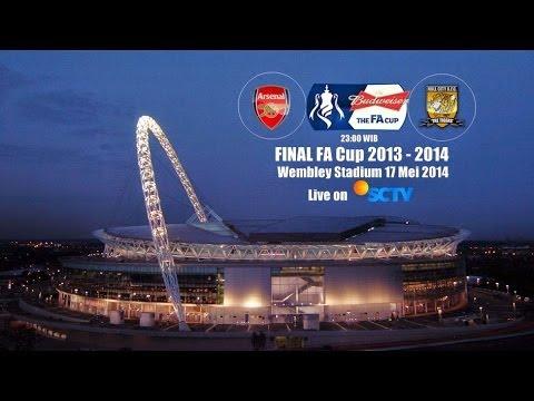 Arsenal vs Hull City [17/05/2014] Promo.