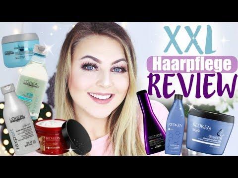 XXL HAARPFLEGE REVIEW - Produkte für gesunde HAARE 💇🏼💕