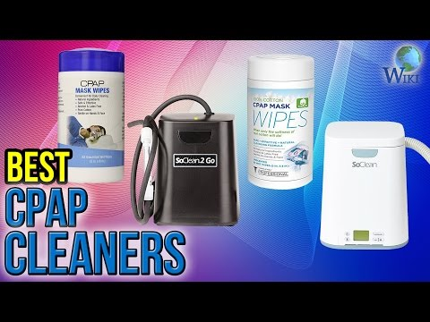 7 Best CPAP Cleaners 2017