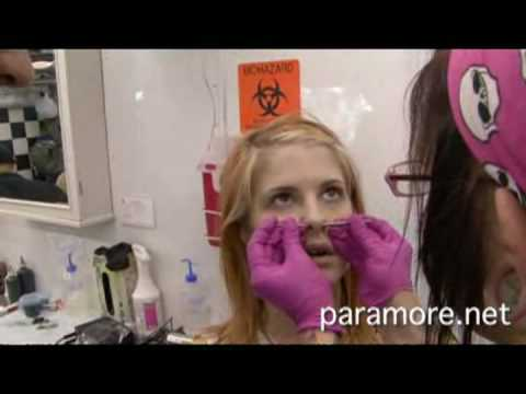 Piercing Time (Taylor and Hayley)