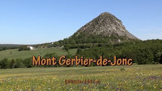 preview picture of video 'Ardèche - Mont Gerbier de Jonc'