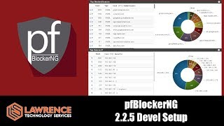 Setup Guide / Tutorial for pfBlockerNG 2.2.5 on pfsense with DNSBL & GeoIP Blocking