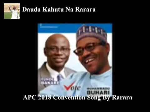 APC 2018 Convention Song By Rarara