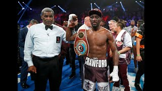 Crawford defends vs Khan, seeks win first and respect after