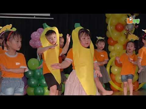 Banana Cha Cha - Biểu diễn Học sinh Lớp Doremon 1 và Doremon 2