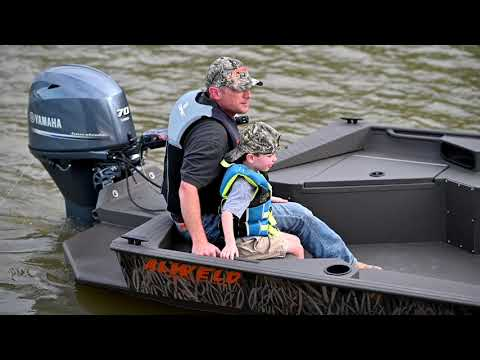 iProv Client Video - Alweld Boats - Invader Series Promo