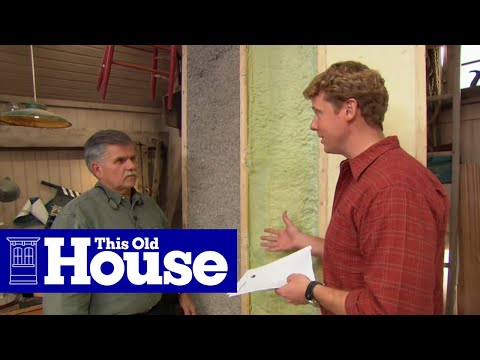 How to Choose and Use Insulation - This Old House