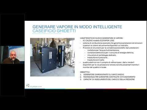 Elettronica, Generatori di vapore, Industria casearia